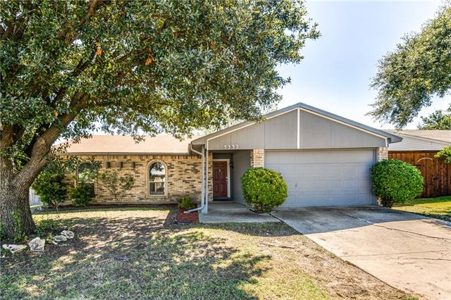 Photo of 5332 Norris Drive  The Colony  TX