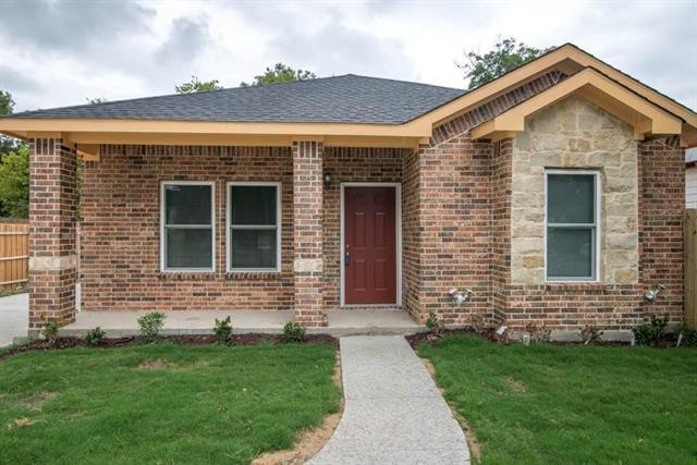 Photo of 2828 Crenshaw Avenue  Fort Worth  TX