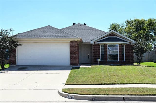 Photo of 4573 Wheatland Drive  Fort Worth  TX