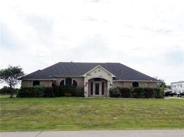 Photo of 5115 HOMEPLACE Lane  Kaufman  TX