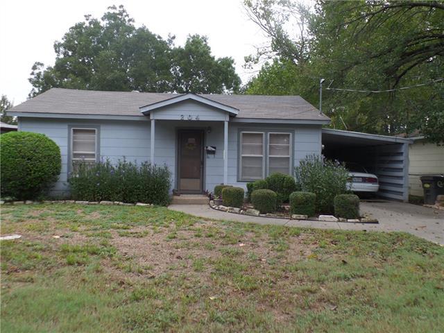Photo of 204 Marengo Street  Cleburne  TX