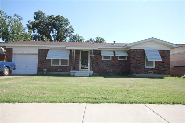 Photo of 4108 Decatur Avenue  Fort Worth  TX