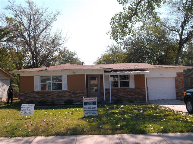 Photo of 1518 Hillcrest  Mesquite  TX