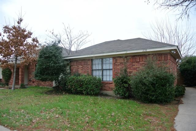 Photo of 239 Reeder Drive  Coppell  TX