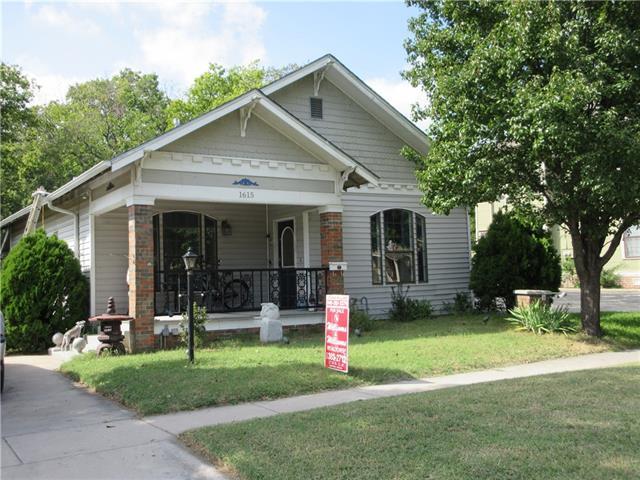 Photo of 1615 N Elm Street  Denton  TX