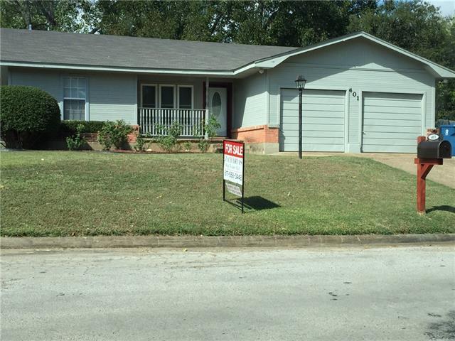 Photo of 401 W Hillcrest Street  Keene  TX