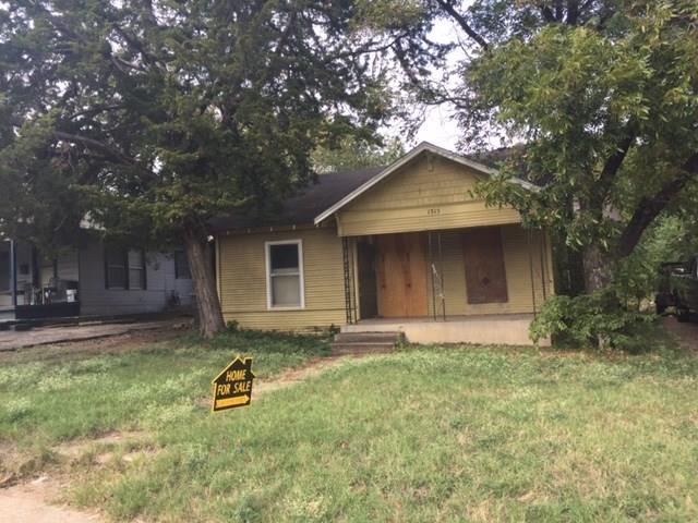 Photo of 1315 Claude Street  Dallas  TX