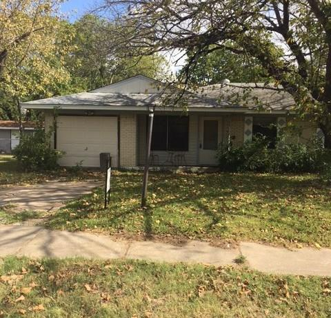 Photo of 2104 Avis Street  Mesquite  TX