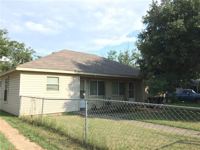 Photo of 2204 Fairview Street  Fort Worth  TX