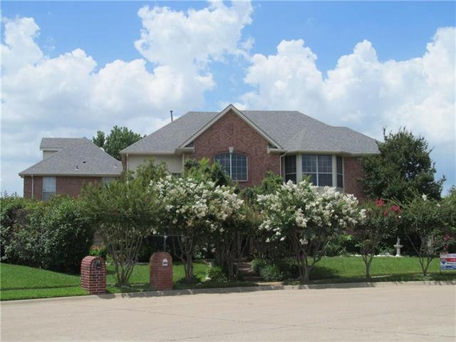 Photo of 2801 Cascade Court  Rowlett  TX