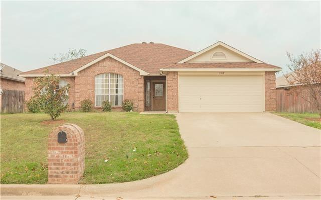 Photo of 1102 Hidden Glade Drive  Mansfield  TX
