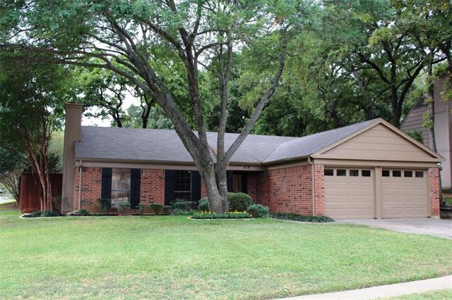 Photo of 416 Knoll Wood Court  Euless  TX