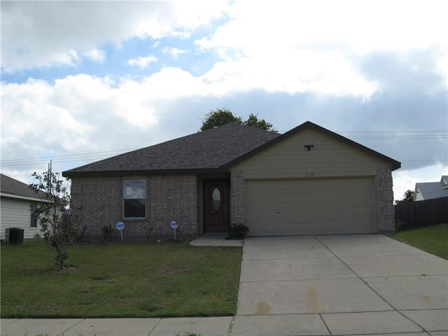 Photo of 210 Meadowcrest Drive  Terrell  TX