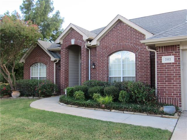 Photo of 2112 Perry Drive  Mansfield  TX