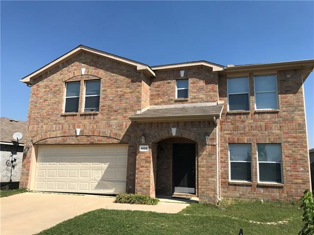 Photo of 4108 Calamar Street  Fort Worth  TX