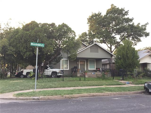 Photo of 1001 Woodlawn Avenue  Dallas  TX
