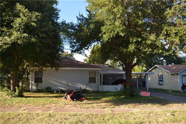 Photo of 4805 Stephanie Drive  Haltom City  TX