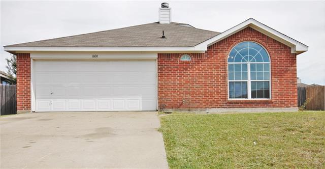 1600 Audrey Dr, Royse City, TX 75189