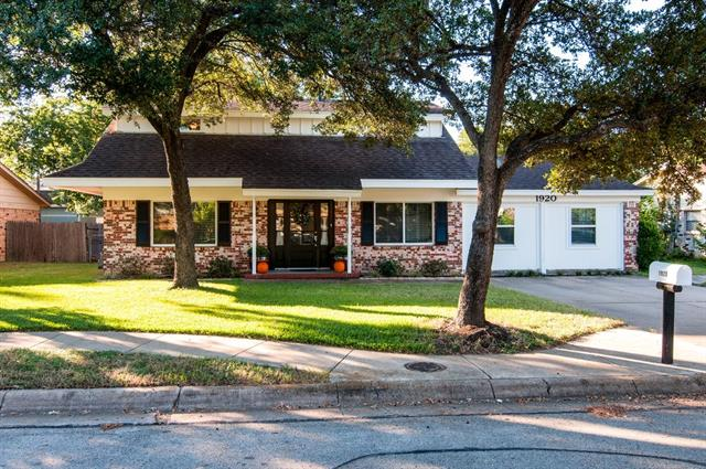 Photo of 1920 Charleston Drive  Bedford  TX