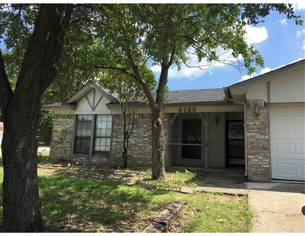 Photo of 6480 Green Ridge Drive  Watauga  TX