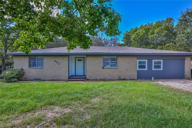 Photo of 451 Davis Street  Fairfield  TX