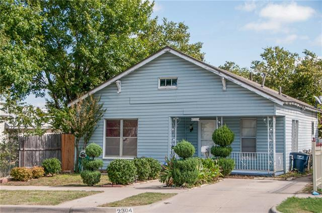 Photo of 2304 Clinton Avenue  Fort Worth  TX
