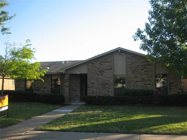 Photo of 2216 Red Bluff Drive  Carrollton  TX
