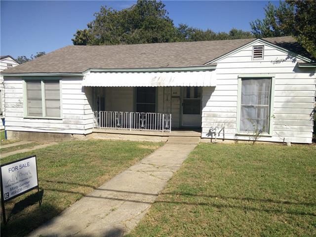 Photo of 3411 Brandon Street  Dallas  TX
