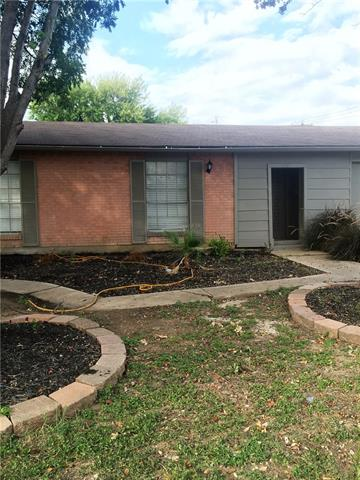 Photo of 1101 Anderson Street  Irving  TX