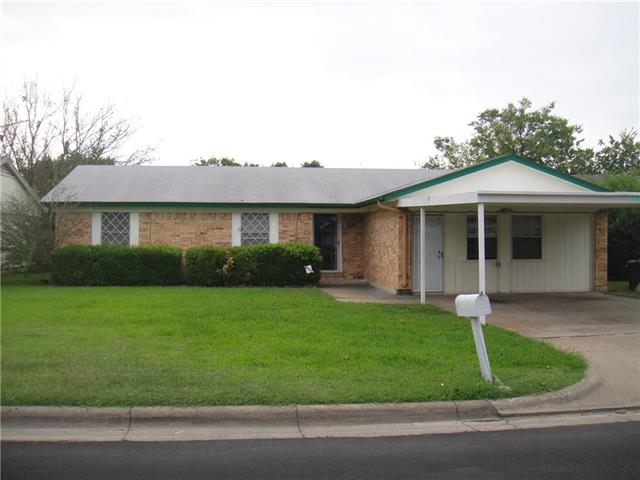 Photo of 5620 Brent Drive  Haltom City  TX
