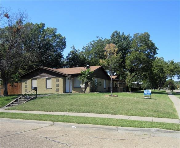 508 E Vista Dr, Garland, TX 75041