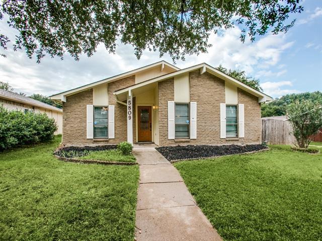 5809 Christie Ln, Garland, TX 75044