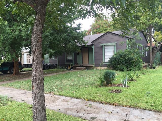 Photo of 2815 Cherrywood Avenue  Dallas  TX