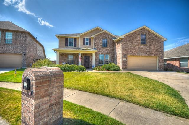 416 Stampede Ct, Fort Worth, TX 76131