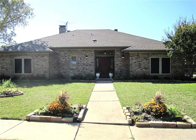 Photo of 3801 Flintridge Drive  Irving  TX