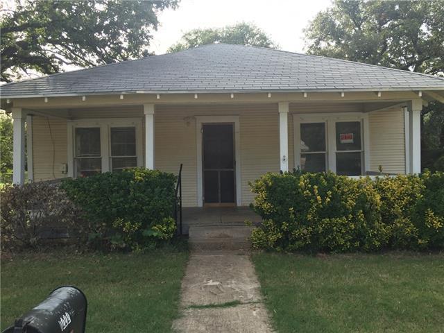 1222 East St, Graham, TX 76450