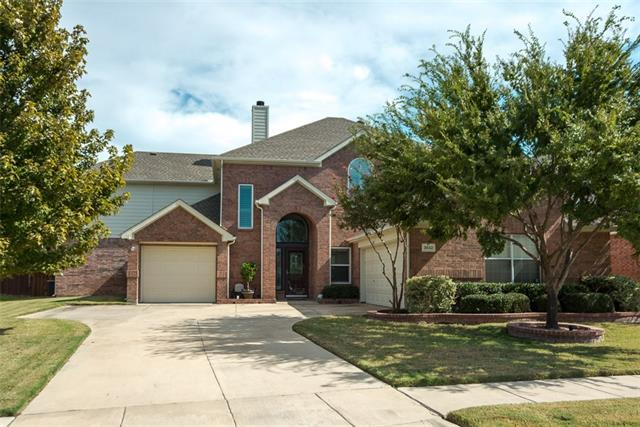3832 Overlook Ct, The Colony, TX 75056