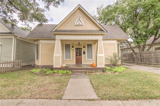 Photo of 1812 Alston Avenue  Fort Worth  TX