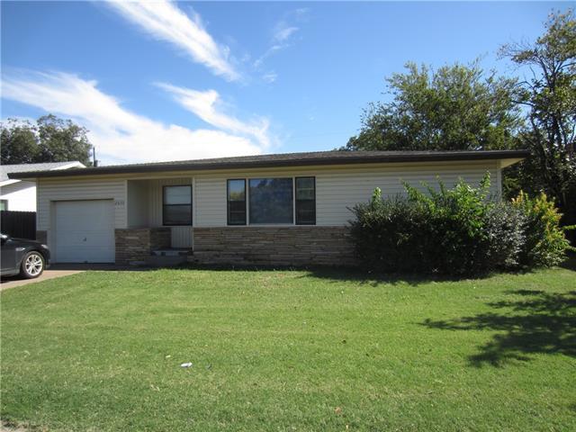 Photo of 2033 Barrow Street  Abilene  TX