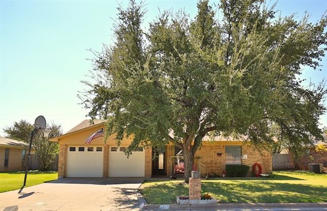 5517 Castle Rd, Abilene, TX 79606