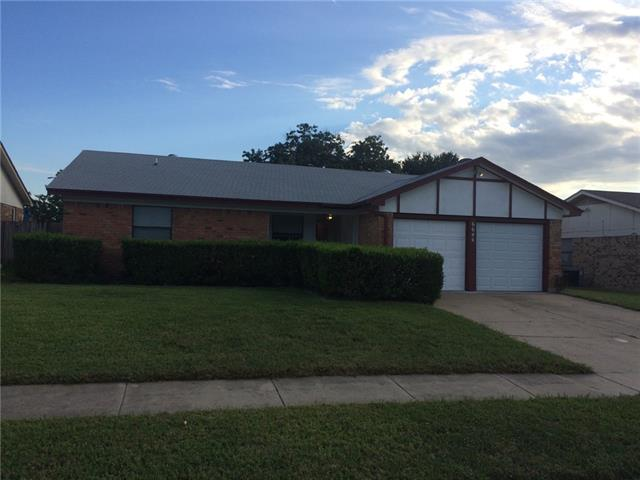 Photo of 6644 Fair Meadows Drive  Watauga  TX