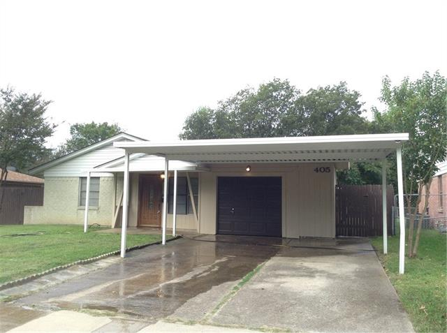 Photo of 405 Phillip Street  Mesquite  TX