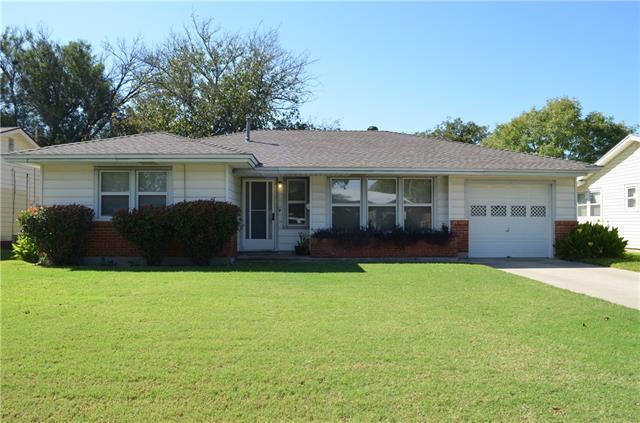 2218 Woodard St, Abilene, TX 79605