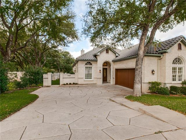 Photo of 7408 Pebble Ridge Drive  Fort Worth  TX