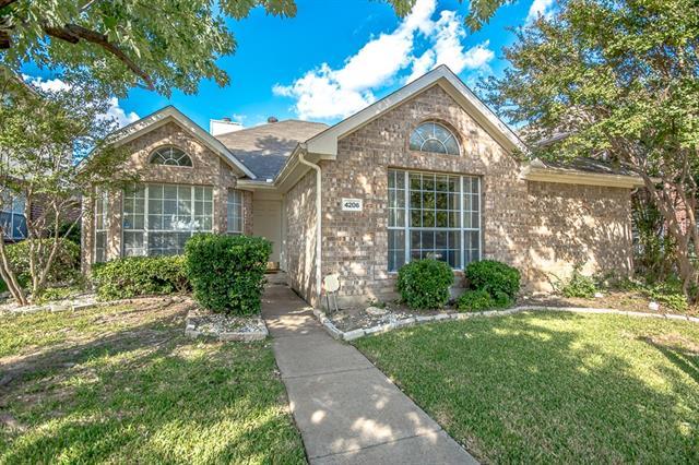 Photo of 4206 Buena Vista Lane  McKinney  TX