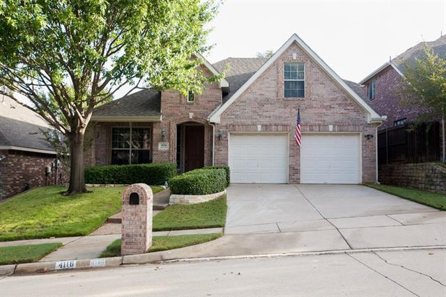 Photo of 4116 Tiffany Drive  Flower Mound  TX