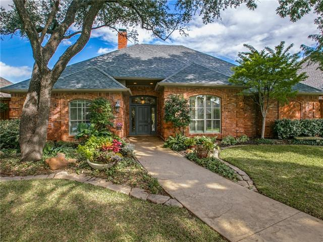 Single Story property for sale at 5209 Streamwood Lane, West Plano Texas 75093