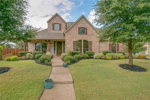847 Mustang Ridge Drive, Murphy in Collin County, TX 75094 Home for Sale