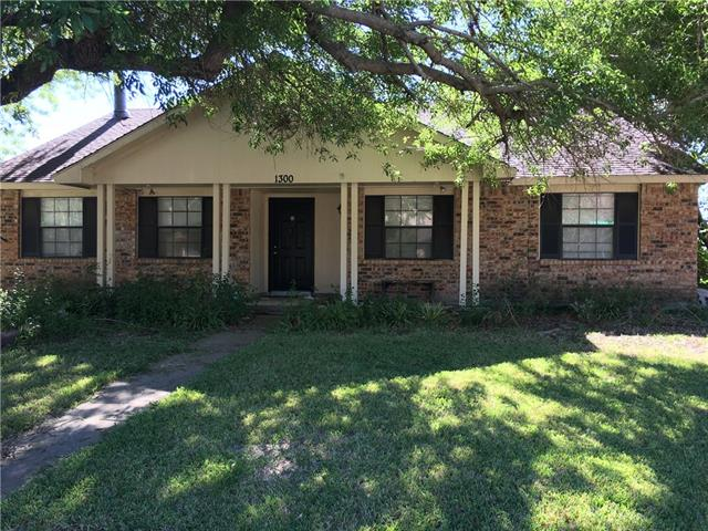 Photo of 1300 Clearview Drive  Allen  TX