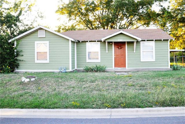 205 N Denton St, Weatherford, TX 76086